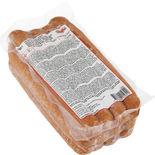 Rullgrillkorv Ost & Bacon Fryst Sibylla 1.2kg
