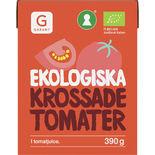 Tomater Krossade Garant Eko 390g