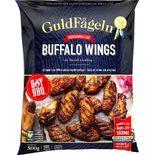 Buffalo Wings Grillade Frysta Guldfågeln 500g