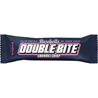 Double Bite Caramel Crisp Bar 55g Barebells