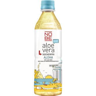 Aloe Vera Aloha Sockerfri Pet 50cl Nobe