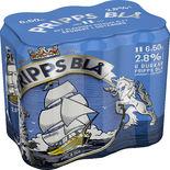 Pripps Blå 2.8% Folköl Pripps Blå 6p/50cl