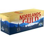 Norrlands Guld 3.5% Folköl Norrlands Guld 10p/33cl