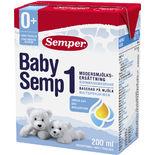 Baby Semp 1 Modersmjölksers Från 0 Månader Semper 200ml