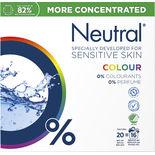 Colour Tvättmedel Pulver Neutral 771g