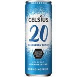 Blueberry Winter Edition Energidryck Burk Celsius 35,5cl