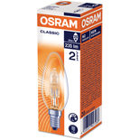 Halogen Kron 20w E14 Osram
