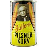 Pilsnerkorv Bullens 455/240g