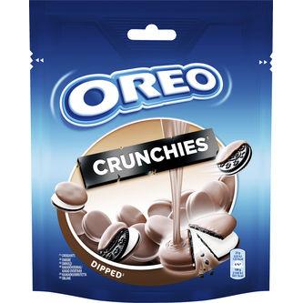 Crunchies Dipped 110g Oreo